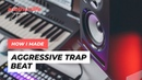 Episode 1 How I Made Aggressive Trap Beat In FL Studio 20 Using AKAI FIRE Beatmaking Video