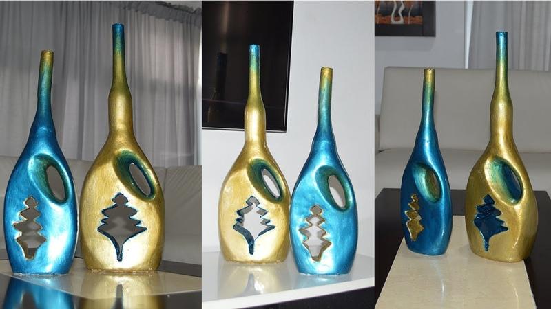 Jarrones Amorfos Dorados-Petición- Golden Amorphous Vases- vasos amorfos dourados