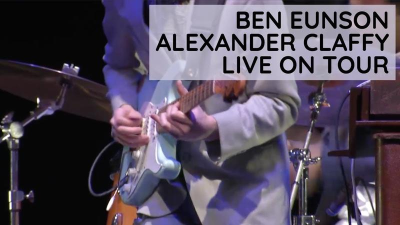Ben Eunson Solo with Claffy Live 2016