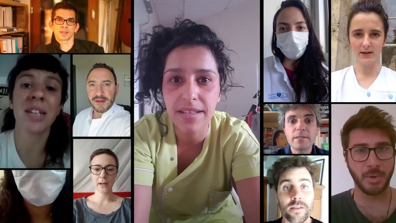 Bas les masques Un appel de soignant e s à construire un mouvement populaire