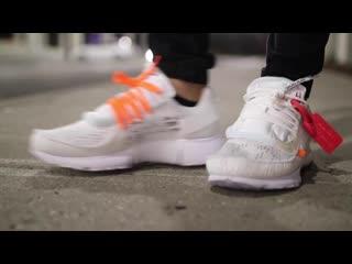 (worth the $700 ) off white nike air presto white review on feet
