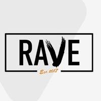 Логотип RAVE CLUB
