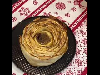 Яблочный пирог. Готовим вместе с Наташей