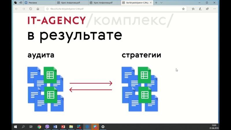 CJM как часть аудита и стратегии. Кирилл Столяров