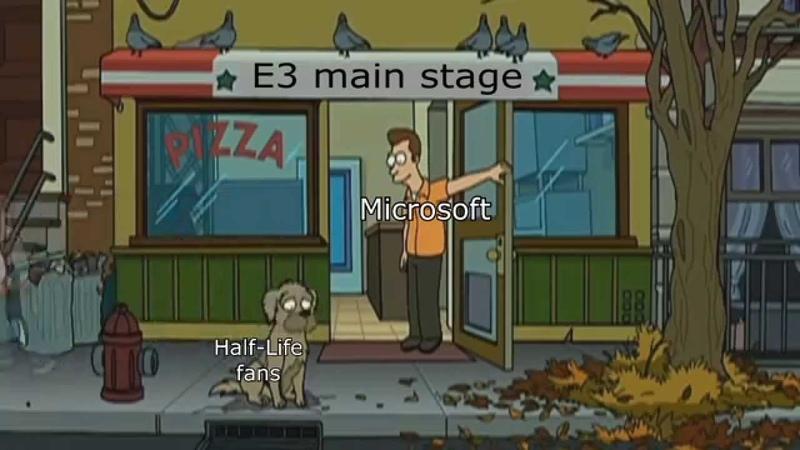 Gabe Newell cancels Half Life 3