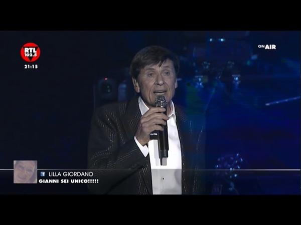 Gianni Morandi live dall'Arena di Verona - il concerto integrale