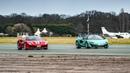 Chris Harris vs the Ferrari 488 Pista McLaren 600LT Top Gear