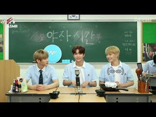 FSG Eternity | Stray Kids на шоу After Teacher Falls Asleep [рус.саб]