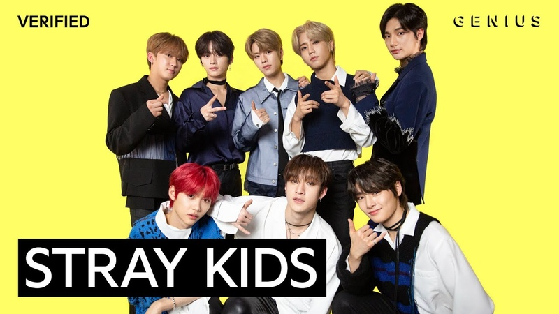 Stray Kids Double Knot Official Lyrics Meaning Verified