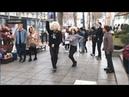 Девушка Танцует Просто Четко 2019 Чеченская Лезгинка Шибаба В Центре Тбилиси ALISHKA (Грузия)
