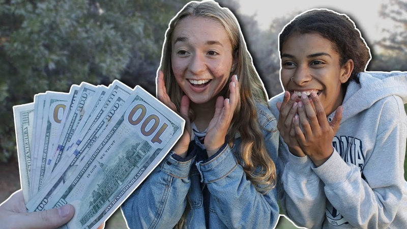 Who Can Make The Most Smiles With $10,000? (Challenge)