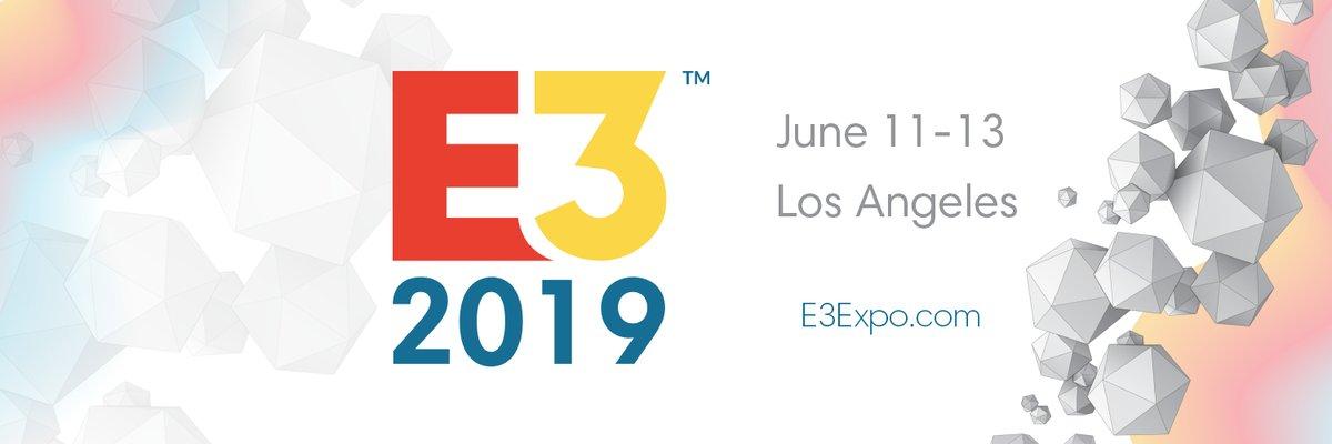 Расписание конференций на E3 2019 (время МСК)