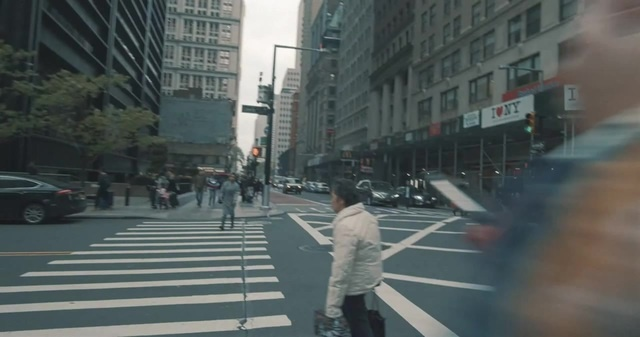 NEW YORK CITY - Trying To Keep Up