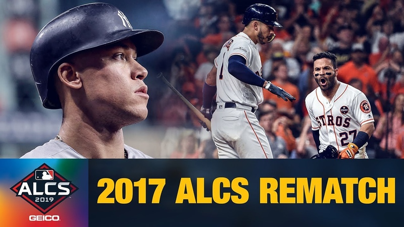 Yankees Astros A lookback at their EPIC 2017 ALCS