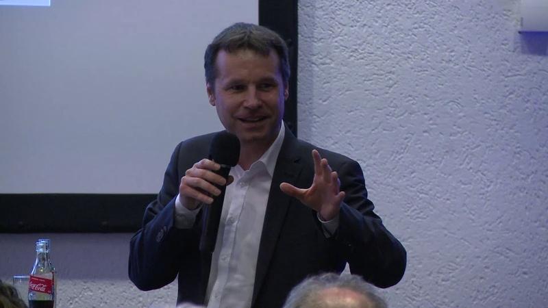 Über die wichtigsten Fragen muss das Volk entscheiden Jochen Haug AfD Bürgerdialog Soest