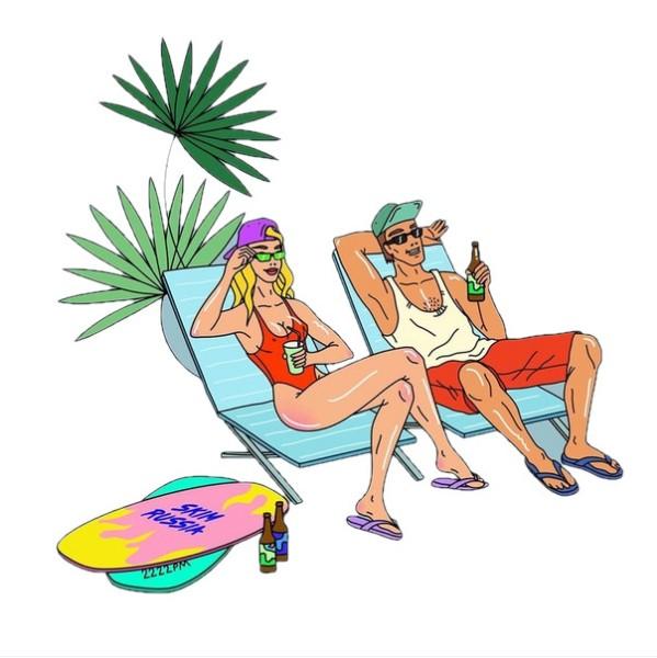 Афиша Москва SURF & CHILL