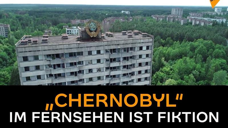 """""""Chernobyl"""" im Fernsehen ist Fiktion – Die Geisterstadt Prypjat ist traurige Realität"""