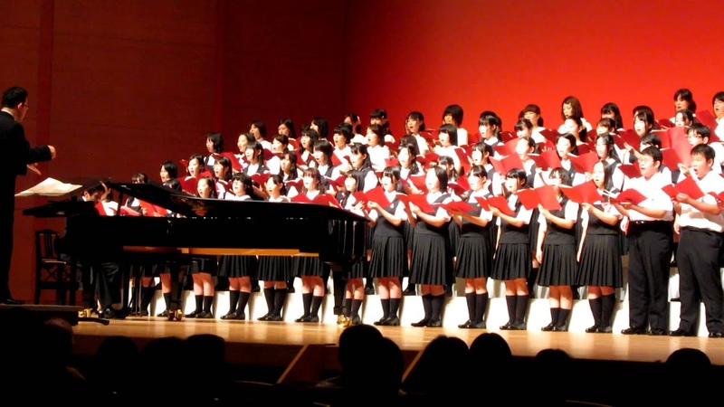 高松第一高等学校第36回合唱部定期演奏会「宇宙戦艦ヤマト」