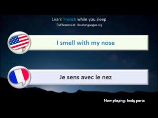 Learn French while you sleep. 6 hours. 1000 Basic Words and Phrases
