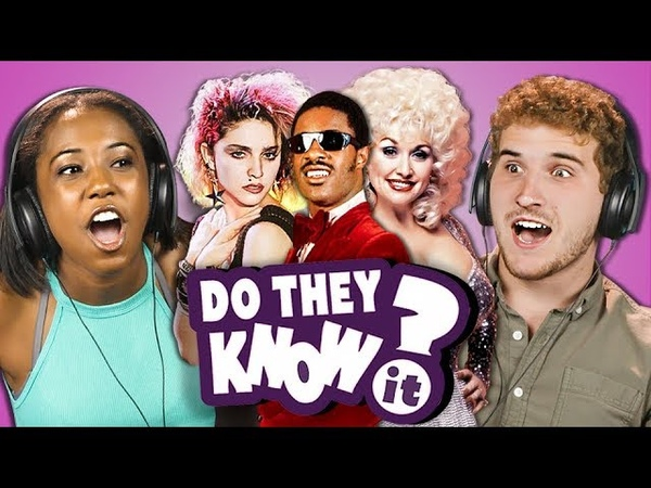 DO COLLEGE KIDS KNOW 80s MUSIC 8 REACT Do They Know It смотреть онлайн без регистрации