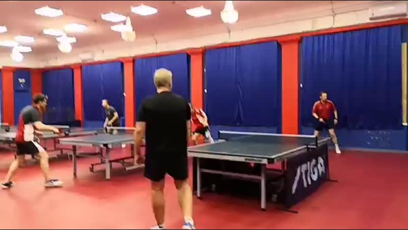 турнир ttplayspb по настольному теннису 800МАКС Призовой на САБИРОВСКОЙ 06 10