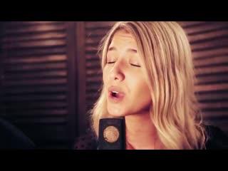 Вокальный кавер Maroon 5 - Memories в исполнении Nicole Cross