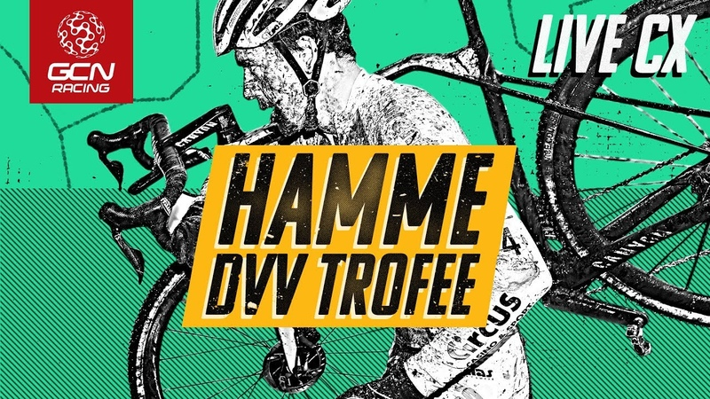 LIVE Cyclocross Flandriencross Hamme DVV Trofee 2019 Elite Mens Womens Races | CX On GCN Racing