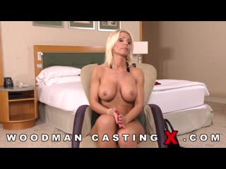 Tiffany Rousso - Casting Anal, Hard Sex, Big ass, big tits, oral