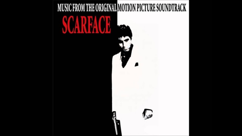 Scarface Soundtrack Scarface Push It To The Limit 1983
