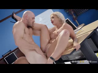 Madelyn Monroe - Call Center Cock [All Sex, Hardcore, Blowjob, G