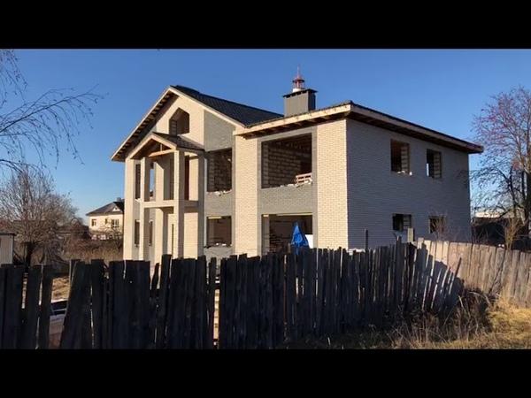 Кирпичный дом под ключ. Домостроительная компания СИТИ-СТРОЙ, Ковров