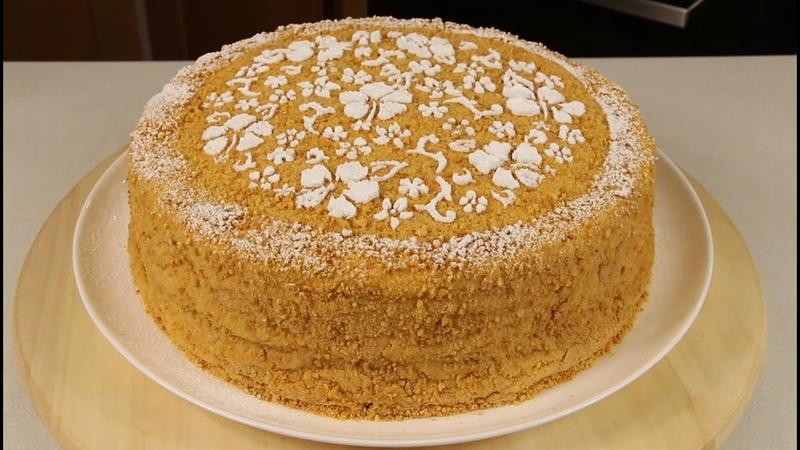 Самый Вкусный ПОСТНЫЙ ТОРТ Праздничный Торт для Постящихся