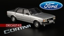 Ford Cortina Mk IV 3 0 Savage Vanguards