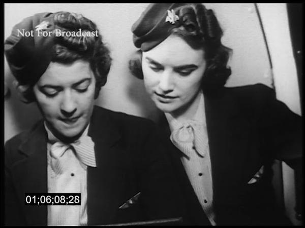 Flying Stewardess 1940