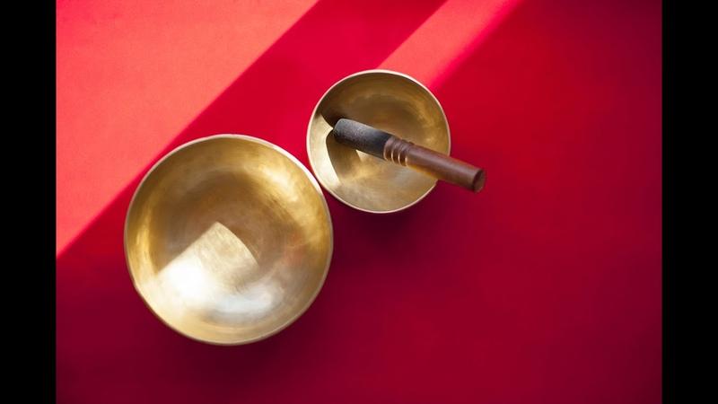 Tibetan Singing Bowl. 瞑想する音.神秘の鐘.環境音. Healing Sounds.
