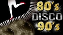 Disco Dance 80 90 Legends Greatest Oldies Songs - Disco Music Songs - 100 Essential Disco Hits