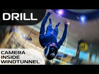 Drill, camera inside windtunnel (leo & johannes)