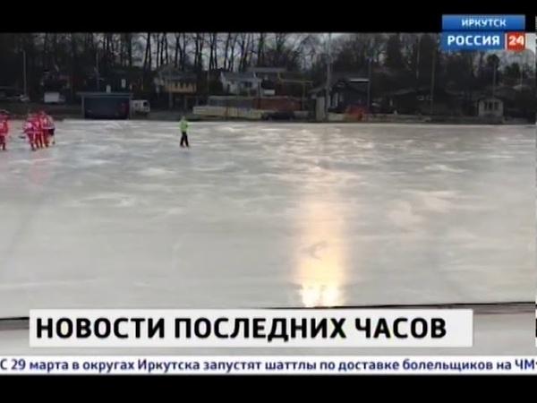 Сборная России обыграла команду Финляндии на чемпионате мира по хоккею с мячом