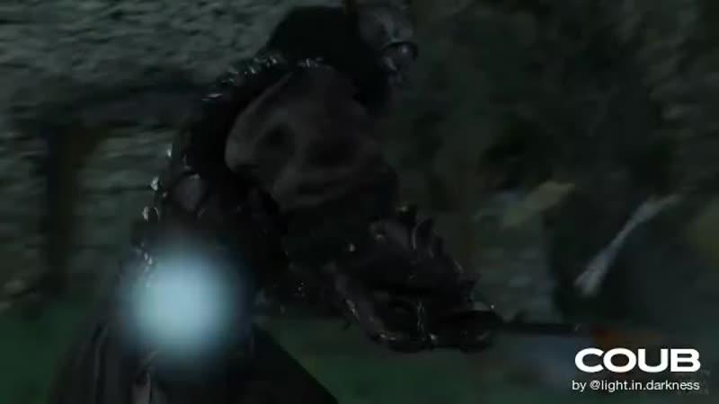 The Witcher 3 Wild Hunt Eskel vs Caranthir Des Rocs Let Me Live Let Me Die
