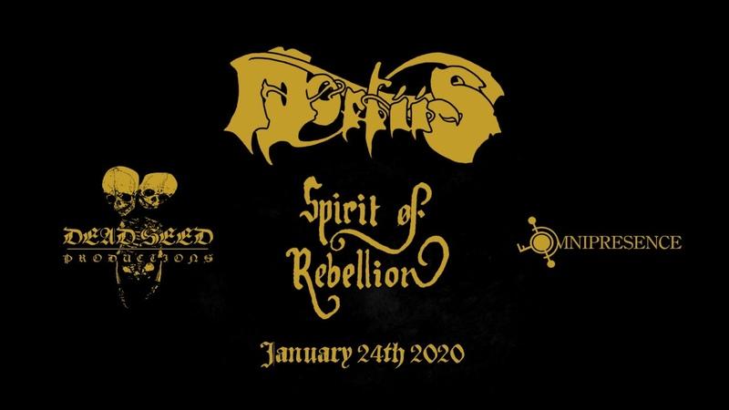 Mortiis | Spirit of Rebellion Album Teaser