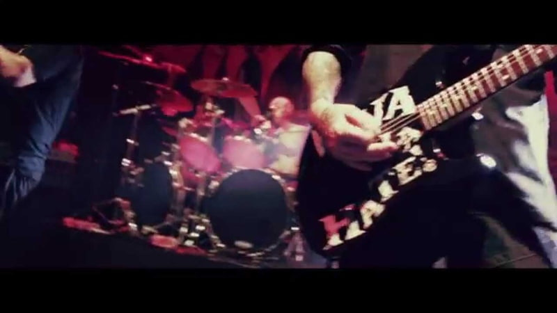 ONSLAUGHT - 66Fucking6 (2014) Official Video AFM Records