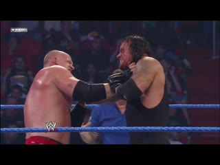 The Undertaker vs. Kane SmackDown