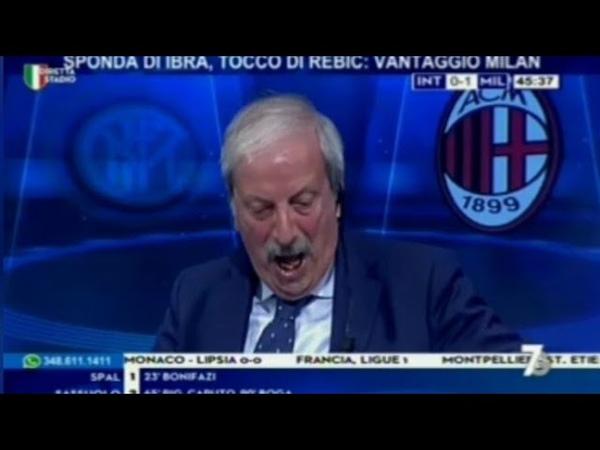Inter Milan 4-2 Tramontana vs Crudeli Diretta Stadio 7gold del 09022020 HD