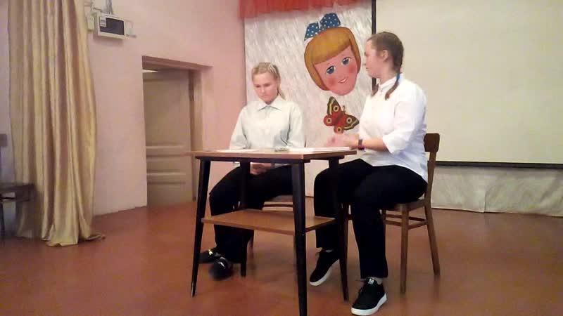 КОНКУРС ЧТЕЦОВ В ЦДО ...17 ОКТЯБРЯ 2019 г ...Видеооператор Владимир Смелов
