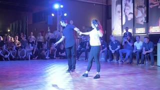 Jordan Frisbee & Torri Zzaoui - Champions Jack&Jill - D-Townswing 2019