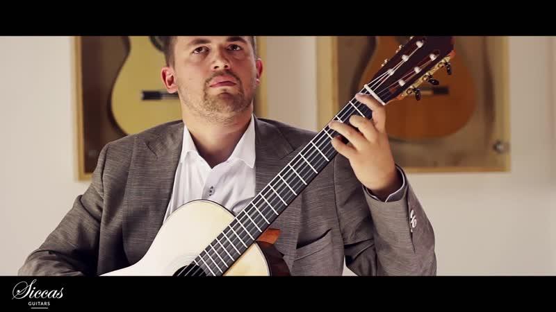 997 (1) J. S. Bach - Suite in C minor, BWV 997 1. Prelude - Noam Kanter, guitar