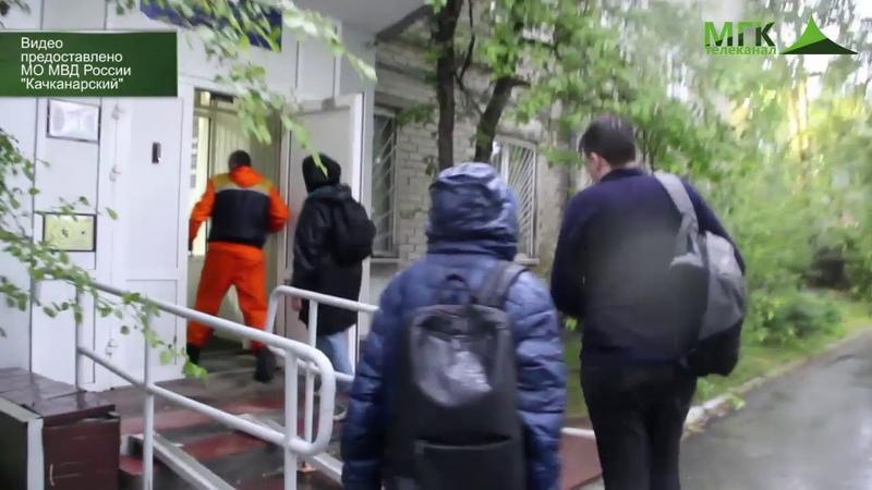 В Качканаре на протяжении 6 часов искали заблудившихся туристов из Екатеринбурга
