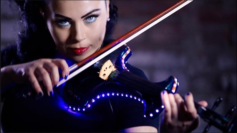 The Final Countdown⏳Europe Electric Violin Cover Cristina Kiseleff