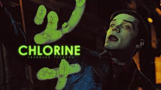 JEREMIAH VALESKA   Gotham [5x04 - 5x07]   chlorine