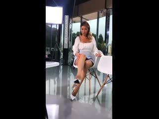 Марина Ким ножки